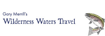 Wilderness Waters Travel Logo